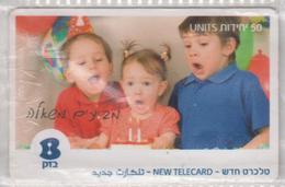 ISRAEL 2011 NEW TELECARD 50 UNITS - Israel