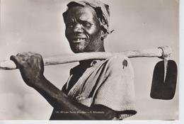 CPSM S. Rhodesia - African Farm Worker - Zimbabwe