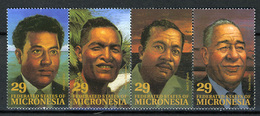 1993 - MICRONESIA -  Catg.. Mi. 298/231 -  NH - (I-SRA3207.28) - Micronesia