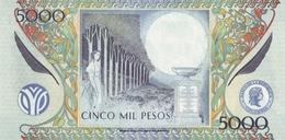 COLOMBIA P. 452k 5000 P 2009 UNC - Colombie