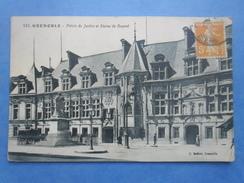 38-GRENOBLE Palais De Justice , Circulée - Bâtiments & Architecture