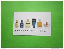 ARAMIS     - Carte Parfumée - Modernes (à Partir De 1961)