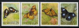 1993 - MICRONESIA -  Catg.. Mi. 313/316 -  NH - (I-SRA3207.28) - Micronesia