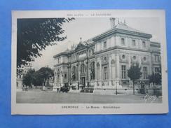 38-GRENOBLE Le Musée - Bibliothèque - Bibliothèques