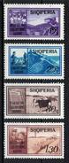 Albania 1970 _ The 25th Anniversary Of The Agrar-Reform - Full Serie MNH** - Albania
