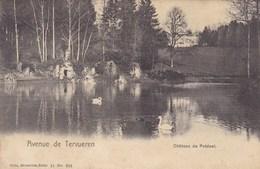 Les Environs De Bruxelles, Avenue De Tervueren, Château De Putdael, Woluwé Saint Lambert (pk33590) - Woluwe-St-Lambert - St-Lambrechts-Woluwe