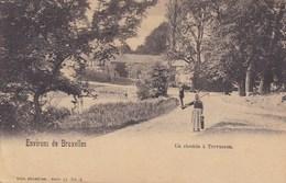 Les Environs De Bruxelles, Un Chemin A Tervueren (pk33594) - Tervuren