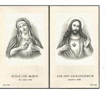 384. MARIA E. REUSEN  Wed. HEYLIGEN En VAN BROECKHOVEN -  °OOSTHAM 1872 / +TESSENDERLOO 1950 - Imágenes Religiosas