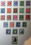 FRANCE 1941-42 N°505 À 525 ** (SÉRIE PÉTAIN 1941-42) - 1941-42 Pétain