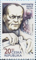 Czech Republic - 2016 - Personalities - Professor Antonín Holý, Czech Scientist - Mint Stamp - Ungebraucht