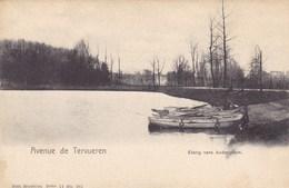 Avenue De Tervueren, Etang Vers Auderghem (pk33601) - Tervuren