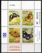 1993 - MICRONESIA -  Catg.. Mi. 340/343 -  NH - (I-SRA3207.29) - Micronesia