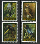 1994 - MICRONESIA -  Catg.. Mi. 391/394 -  NH - (I-SRA3207.29) - Micronesia
