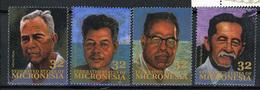 1994 - MICRONESIA -  Catg.. Mi. 397/400 -  NH - (I-SRA3207.29) - Micronesia