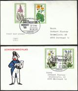 Germany Dortmund 1985 / DORTMUNDER HERBST '85 Exhibition / Flowers - Universal Expositions