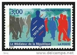 N° 3134  Médiateur De La République , Faciale 3,00F - Neufs