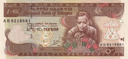 ETHIOPIA P. 48a 10 B 1997 UNC - Ethiopie