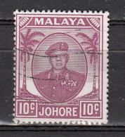 Malaisie -  Johore - 116 Obl. - Johore