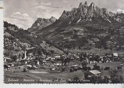 PRIMIERO TRENTO PANORAMA COL SASS MAOR E CIMONE 1956  VG - Trento