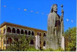Cyprus - Archbishopric - Nicosia - E372 - Formato Grande Non Viaggiata - E - Cipro