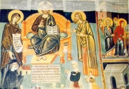 Cyprus - Church Of Archangelos Michael Galata Village 1510 - Formato Grande Non Viaggiata - E - Cipro