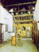 Cyprus - Church Of Panayia Podithou Galata Village 1502 A.d. The Iconostasis - Shrine - Formato Grande Non Viaggiata - E - Cipro