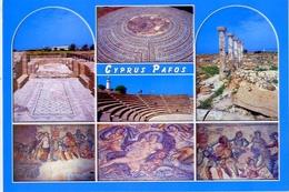 Cyprus - Pafos - C22 - Formato Grande Non Viaggiata - E - Cipro