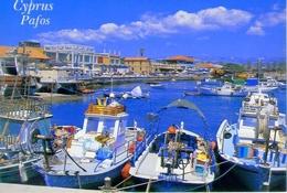 Cyprus - Pafos - Formato Grande Non Viaggiata - E - Cipro