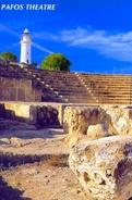 Cyprus - Pafos Theatre - Formato Grande Non Viaggiata - E - Cipro