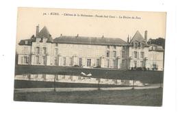 Rueil - Chateau De La Malmaison - Façade Sud Ouest - La Rivière Du Parc - Rueil Malmaison