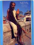Nepal - Himalayan Noly Man - Formato Grande Non Viaggiata - E - Nepal
