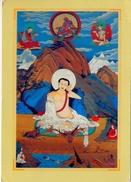 Nepal - Mahasiddha - Painting By Roshan Sakya - Formato Grande Non Viaggiata - E - Nepal