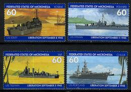1995 - MICRONESIA -  Catg.. Mi. 435/438 -  NH - (I-SRA3207.30) - Micronesia