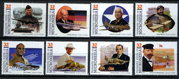 1996 - MICRONESIA -  Catg.. Mi. 452/459 -  NH - (I-SRA3207.30) - Micronesia