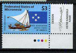 1996 - MICRONESIA -  Catg.. Mi. 528 -  NH - (I-SRA3207.30) - Micronesia