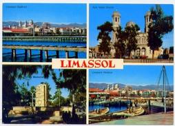 Limassol - Formato Grande Non Viaggiata - E - Cipro