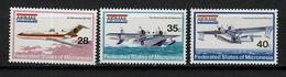 1984 - MICRONESIA -  Catg.. Mi. 21/23 -  NH - (I-SRA3207.31) - Micronesia