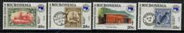 1984 - MICRONESIA -  Catg.. Mi. 24/27 -  NH - (I-SRA3207.31) - Micronesia