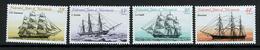 1985 - MICRONESIA -  Catg.. Mi. 32/35 -  NH - (I-SRA3207.31) - Micronesia