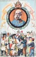AUSTRIA     POSTAL   CARD   1908  (o)  FRANZ  JOSEPH - Covers & Documents