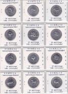 Somalia - 10 Shillings 2000 - Set Of Zodiac 12 Coins - UNC - Somalie