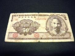 VIET NAM 50 Dong 1951 , Pick N° 61 B , VIETNAM - Vietnam