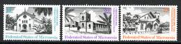 1985 - MICRONESIA -  Catg.. Mi. 37/39 -  NH - (I-SRA3207.31) - Micronesia