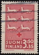 FINLAND - Scott #B56 Eastern Bothnia / Used Stamp