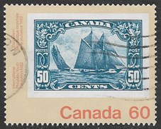 Canada SG1041 1982 Youth Exhibition 60c Good/fine Used [2/1499/4D] - 1952-.... Reign Of Elizabeth II