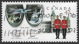 Canada SG2086 2001 125th Anniversary Of Royal Military College Of Canada 47c Good/fine Used [33/28401/4D]