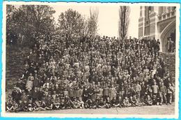 LJUBLJANA - 1938. Kongres Ministranata ( Slovenia ) Not Travelled * REAL PHOTO * Altar Congress Autel Altare Religion - Slovenia