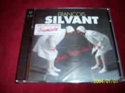 FRANCOIS SILVANT  ° MAIS TAISEZ VOUS  °DOUBLE CD  CD NEUF SOUS CELOPHANE - Comiques, Cabaret