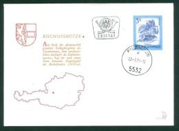 ÖSTERREICH - FDC Mi-Nr. 1442 Schönes Österreich Stempel FILZMOOS (4) - FDC