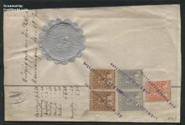 Switzerland 1885 Official Piece Canton Bern, (Postal History) - Lettres & Documents